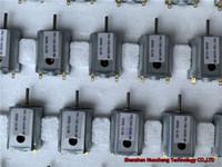 130 마이크로 DC 모터 3.0V-4.5V 고속 30000RPM 니켈 카본 브러시 모터 케이싱 도금 ~