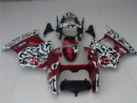 Carenado de motocicleta Kawasaki ZZR600.2005.2006.2007.2008 años Moldeo por inyección