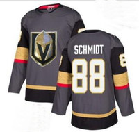 Men' s Vegas Golden Knights #88 Schmidt Home Fashion Gol...