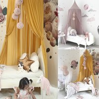 Dome Bedding Girl Princess Zanzariera Lettino Tenda da campeggio Tenda Tenda Decorazione Fly Protezione insetti