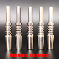 TIANE TITINE CONSEIL Nectar Collecteur Collecteur Titanium Micale Micolo Micro NC Kit Inversé Nails Longueur 40mm TI Boutiers Nail Bookah 10mm 40mm