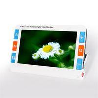 RS700S Lupa de video digital portátil de 7 pulgadas Lupa de lectura de baja visión