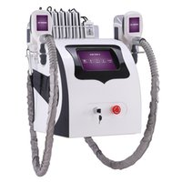 Cryolipolysis 지방 냉동 슬리밍 기계 CE 2 Cryo RF Cavitation Lipo 레이저 5 in 1 Weight Loss Beauty Equipment