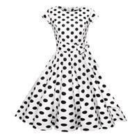 Платье Plyka Dot Bohemian Mini Платья с коротким рукавом Мини-платье Женщины Винтаж Сашин Летние платья Плюс Размер Мода Леди Vestido