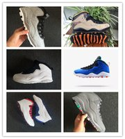 ALL colors 10 X white blue red black low men basketball shoe...