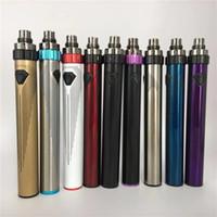 회 3S1600mah Vape 배터리 전자 담배 510 실을 배터리 3.6-4.8V 변하기 쉬운 전압 Vape 카트리지 배터리