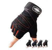 Тренажерный зал перчатки фитнес Тяжелая атлетика перчатки бодибилдинг тренировки спортивные упражнения спортивные тренировки перчатки для мужчин женщин M/L/XL