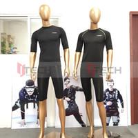 Ropa interior Xbody Formación Ems Ems aptitud Liocel ropa interior para traje Ems Formación Liocel Polyamied Formación Elastan