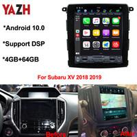 Android 10.0 Autoradio für Subaru XV / Crosstrek / Forester 2018 2019 Multimedia GPS Navigation RAM 4GB + 64GB DSP CAR DVD Head Unit