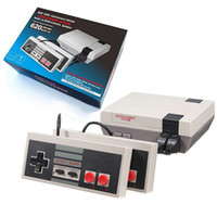 Nuovo arrivo mini TV in grado di memorizzare 620 500 video gioco console portatile per NES console di gioco con scatole di vendita al dettaglio DHL