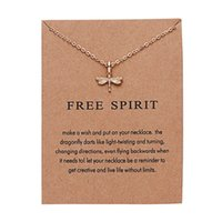 "Fashion Jewelry Reminder "" Free Spirit"" Gold- color ..."