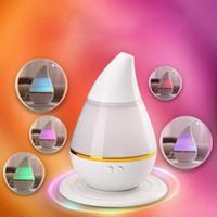 Hurtownia - Wysokiej jakości nawilżacz powietrza LED USB Nawilżacz Kadzidło Essential Oil Etsentsonic Dyfuzor terapii aromatu