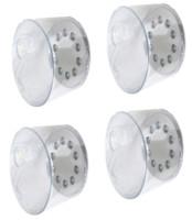 Lampada gonfiabile a energia solare da esterno impermeabile per luce notturna per lanterne da campeggio a LED da campeggio