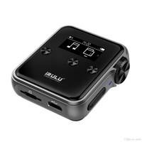 Irulu H10 HIFIの紛失の有無M3プレーヤー:DSD Hi-Res Bluetooth 16GBのメタルケースデジタルオーディオプレーヤースポーツと音楽恋人のためのクリップを持つデジタルオーディオプレーヤー