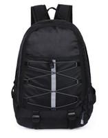 Hombres para mujer North New The Designer Backpack Impermeable Feitied Student School Bag Bolsos de viaje Cajas de computadora portátil