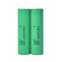 100٪ جودة عالية 18650 بطارية 2500MAH مع بطاريات ليثيوم قابلة للشحن MAX للخلايا صالح VAPE صندوق FJ752