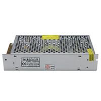 Edison2011 Alimentazione 12 V 12.5A 150W 12 Volt Driver LED per Striscia LED 12V Trasformatore Adattatore di commutazione trasformatori