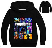 Fortnite Kids clothing Hoodie Cartoon Pullover Spring Autumn...