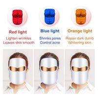 Корея акне терапия омоложения привело маска кожи привели маска светолечение ФДТ привело маска