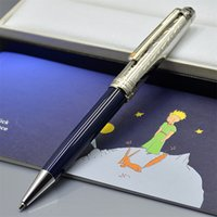 New arrival Luxury Germany MB Petit Prince 163 blue Ballpoin...