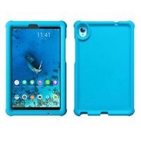 MingShore Bouncing silicone robuste coque pour Lenovo Tab M8 FHD TB-8705F antichocs Cover Pour Tab M8 HD Case TB-8505X