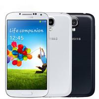Reformado 5.0inch original para Samsung Galaxy S4 i9500 I9505 Quad Core 2 GB de RAM 16 GB de ROM 3G 4G LTE desbloqueado teléfono Android