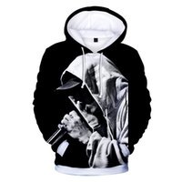 EMINEM 3D Designer Men Hoodies Fashion Eminem Print Hooded S...
