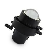 Front bumper headlight halogen LED hid H8 H9 bulb spotlight High Low Beam fog light lens house assembly for TOYOTA RAV 4 2005 2007