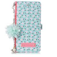 3D Blume Leder Brieftasche Fall für Samsung Galaxy A30 A40 A50 A70 A20E Stilvolle Blumen ID Card Slot Flip Cover Stand Inhaber + Schulter Lanyard