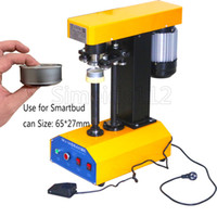 Automatic smartbud Tin can sealing machine Plastic and metal...