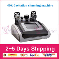HOT!!!Portable Vacuum rf machine 40K cavitation Ultrasonic l...