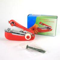 Mini Nähmaschine Multi Farbnähmaschine Haushaltstextilwerkzeug Tragbare Mode Energiesparende 2 58hc UU