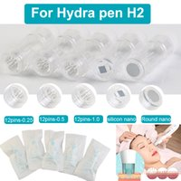 Hydra Iğne 3ml Kodu Hidrapen H2 için Kartuşu Kartuşu Mikroneedling Mezoterapi Dermaroller Demerpen Cilt Bakım Aksesuarları