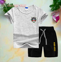 2019 New Designer Brand Kids Boys & Girls Sportswear Childre...