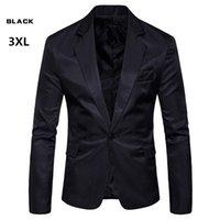 Designer Blazer der Männer Anzug Plus Size Frühling und Herbst 7 Farbe dünne beiläufige Jacke Art und Weise Männer einfaches festes Farbe Wildes Großhandel Jackett