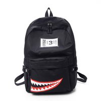 New Fashion Canvas Zipper Student Teenager Schoolbag Casual ...