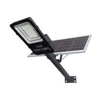 60W 100W 150W 200W LED PIR شارع الخفيفة للطاقة الشمسية في الهواء الطلق مقاوم للماء IP65 الرادار استشعار الضوء تحكم بالطاقة الشمسية بقيادة يارد مصباح الشارع