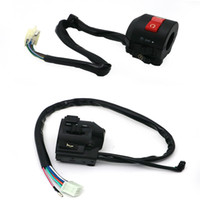 Rebel 250 CMX250C Motorcycle Handle Bar Switches Control Lig...