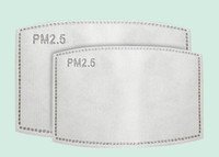 PM2. 5 Mask Filter Face Mask Replacement Maks Filters Breathi...