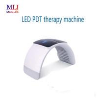 LED المهنية الجمال العلاج بالضوء PDT الوجه تجديد الجلد آلة لصالون المنزل عيادة