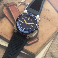 New Style BR 03- 92 Diver Mens Automatic Mechanical Heritage ...