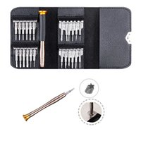 Fai da te casa utensili a mano set di cacciaviti 25 in 1 torx multifunzione apertura kit di strumenti di riparazione utile cacciavite di precisione per telefoni tablet pc