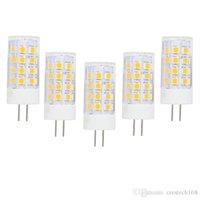 G4 G9 LED Ampul AC 220V \ 110V 3W 5W 7W 9 W SMD2835 Mini LED Lamba Seramik Yüksek Güç Yüksek Geçirgenlik 360 Derece Işık
