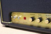 Custom Plexi1959 خمر خزانة اليد السلكية 50W جيتار مكبر للصوت رئيس باللون الأسود مع EC83 * 3 EL34 * 2 حلقة مع حجم الماجستير