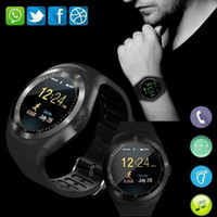 Y1 Schlafmonitor Bluetooth Anruf Fitness Track-Pedometer Smart Watch für Android Schlaf-Monitor Bluetooth Anruf Fitness pk dz09 ID 115 T8 u1