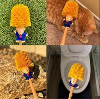 Spazzole per WC Trump Doccia Piastrelle per piastrelle in ceramica Strumenti per la pulizia della spazzola Creative Semplice Pratica vendita calda