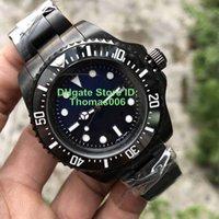 Качество Часы керамического ободок синего циферблат 44mm Stanless стало 2813 Автоматических Мужскими Бизнес Повседневных часов Оригинальной Застежки