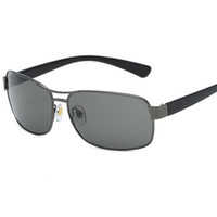 Novos óculos de sol de condução 3379 Marca Designer Proteção UV Glass Lens Sun Óculos Esporte Óculos com casos e caixa