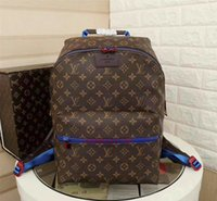 bf9965e3e66b Wholesale louis bag online - B10LOUIS VUITTON DISCOVERY Backpack Genuine  Leather Travel Bags Shoulder Bags For Find Similar