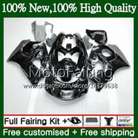 هيكل GSXR-600 لسوزوكي GSXR600 1996 1997 1998 1999 2000 GSX R600 5LQ37 GSXR750 SRAD GSXR 750 600 96 97 98 99 00 Black Fairing Bodywork